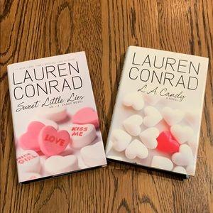 Lauren Conrad L.A Candy & Sweet Little Lies Book